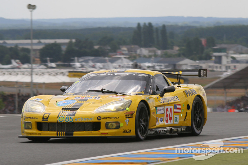 2008: #64 Corvette Racing Corvette C6.R: Oliver Gavin, Olivier Beretta, Max Papis