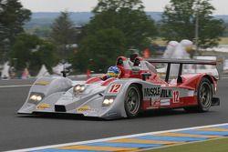 #12 Charouz Racing System Lola Judd: Greg Pickett, Klaus Graf, Jan Lammers