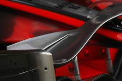 Mclaren Mercedes detail