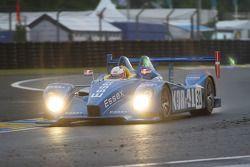#31 Team Essex Porsche RS Spyder: Casper Elgaard, John Nielsen, Sascha Maassen