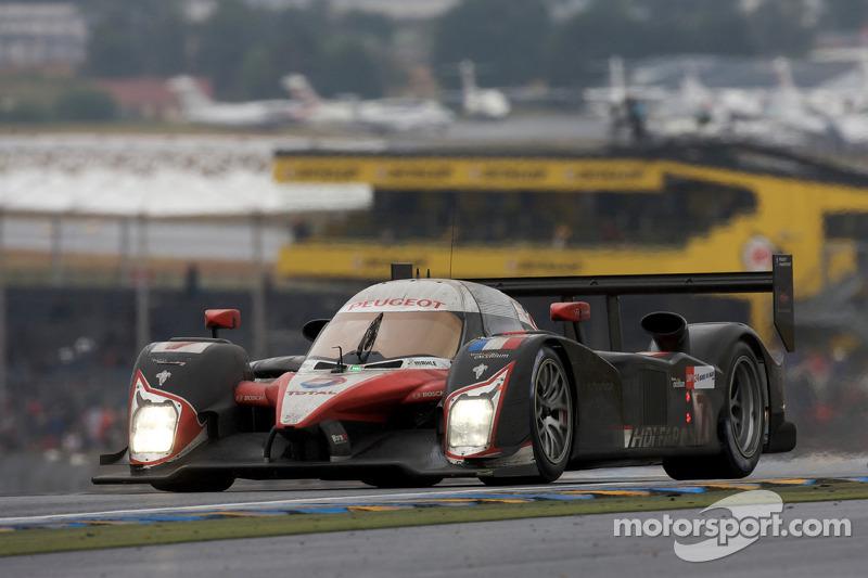 2008 - Team Peugeot Total #7