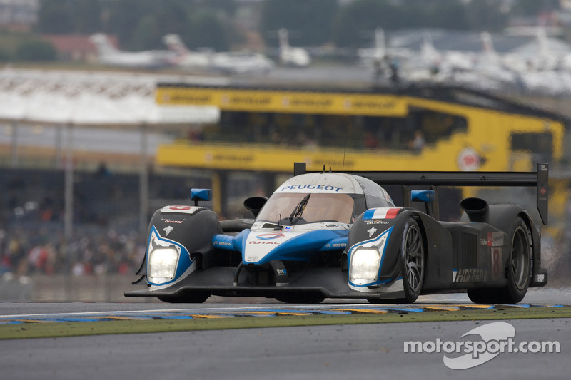 2008 - Team Peugeot Total #8