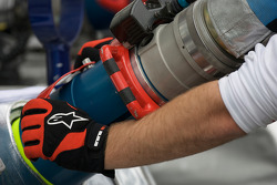 Recarga de combustible Honda Racing F1 Team