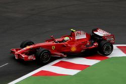 Фелипе Масса, Scuderia Ferrari, F2008