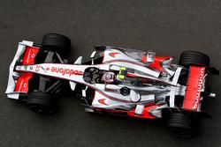 Хейкки Ковалайнен, McLaren Mercedes, MP4-23