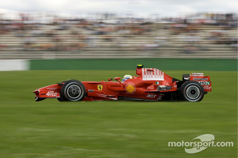2008 Felipe Massa, Ferrari F2008