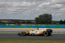 Фернандо Алонсо, Renault F1 Team