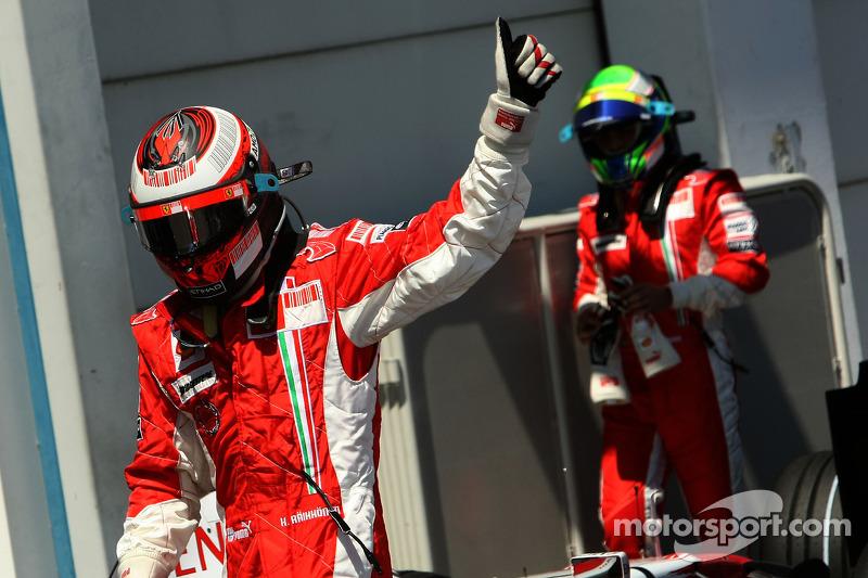 Но вернемся к Гран При Франции. Квалификацию выиграл Кими Райкконен: это был 200-й поул в истории Ferrari