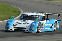 #01 TELMEX Chip Ganassi with Felix Sabates Racing Lexus Riley: Scott Pruett, Memo Rojas