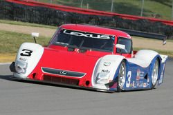 Southard Motorsports Lexus Riley : Bill Lester, Shane Lewis