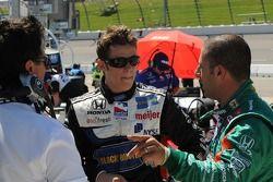 Marco Andretti et Tony Kanaan