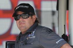 Jimmy Vasser of KV Racing
