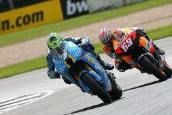 Chris Vermeulen and Nicky Hayden