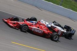 Dan Wheldon et Marco Andretti