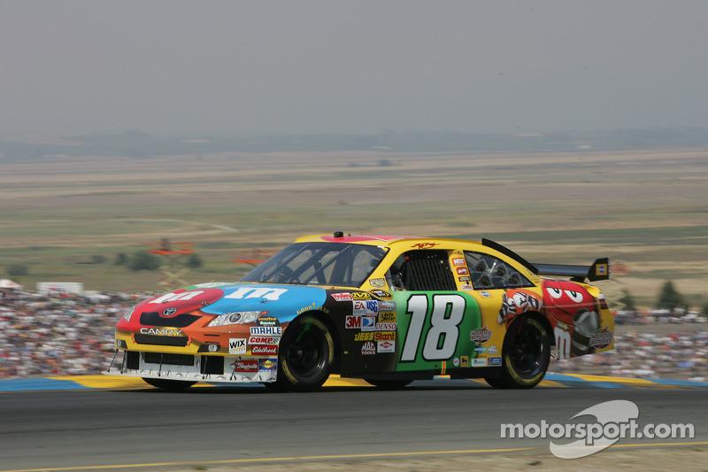 2008, Sonoma: Kyle Busch (Gibbs-Toyota)