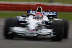 Robert Kubica, BMW Sauber F1 Team, F3.08