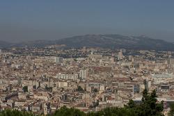 Una panorámica de Marsella