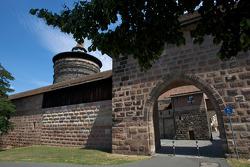 Old fortifications of Nuremberg