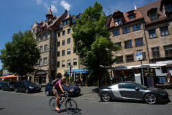 Nuremberg street scene