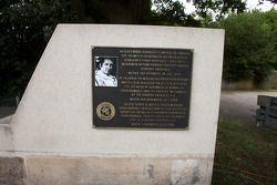 Monument in memory of Pedro Rodriguez
