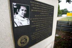 Monumento en memoria de Pedro Rodriguez