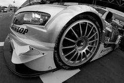 Audi Sport Team Phoenix, Audi A4 DTM detail