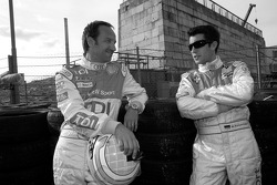Marco Werner and Mike Rockenfeller
