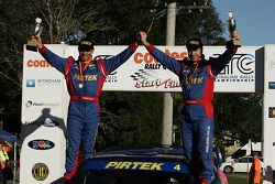 Podium: Michael Guest and David Green take out third