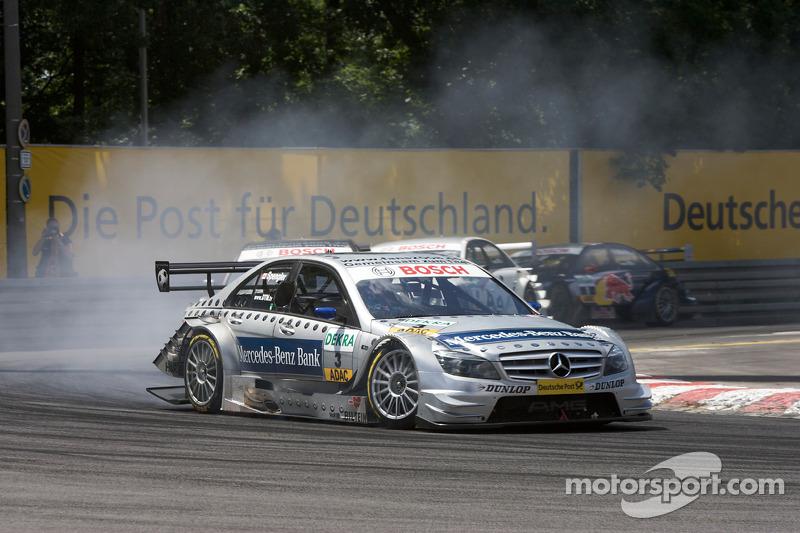 AMG Mercedes C-Class DTM (W204)