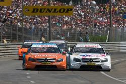Mathias Lauda, Persson Motorsport AMG Mercedes, AMG Mercedes C-Klasse, Susie Stoddart, Persson Motor