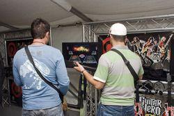 The Guitar Hero VIP Party