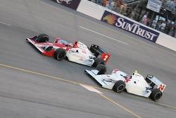 John Andretti and A.J. Foyt IV
