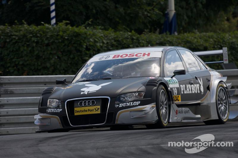 Markus Winkelhock, Audi Sport Team Rosberg, Audi A4 DTM