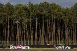 #40 Quifel-ASM Team Lola B05-40 AER: Olivier Pla, Miguel Amaral, Guy Smith, #34 Van Merksteijn Motorsport Porsche RS Spyder: Jos Verstappen, Peter Van Merksteijn, Jeroen Bleekemolen