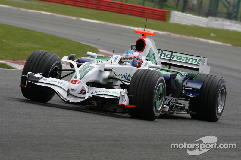 2008 - Honda RA108 (Honda motor)