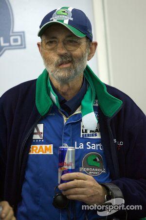 Анри Пескароло