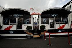 Toyota F1 Team, sponsored by Batman movie