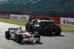 Timo Glock, Toyota F1 Team ve Bat mobile
