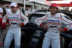 Timo Glock, Toyota F1 Team, Jarno Trulli, Toyota Racing