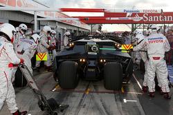 Toyota F1 Team ve Batmobile