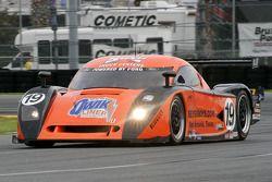 #19 Beyer Racing Ford Crawford: Jared Beyer, Jordan Taylor