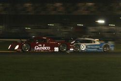 #99 GAINSCO/ Bob Stallings Racing Pontiac Riley: Jon Fogarty, Alex Gurney, #01 Chip Ganassi with Fel