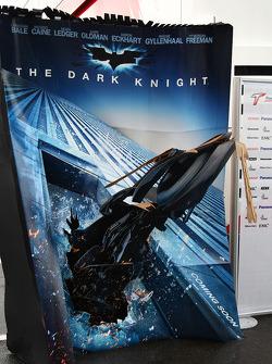 ToyotaF1 Team, sponsorship, Batman Film