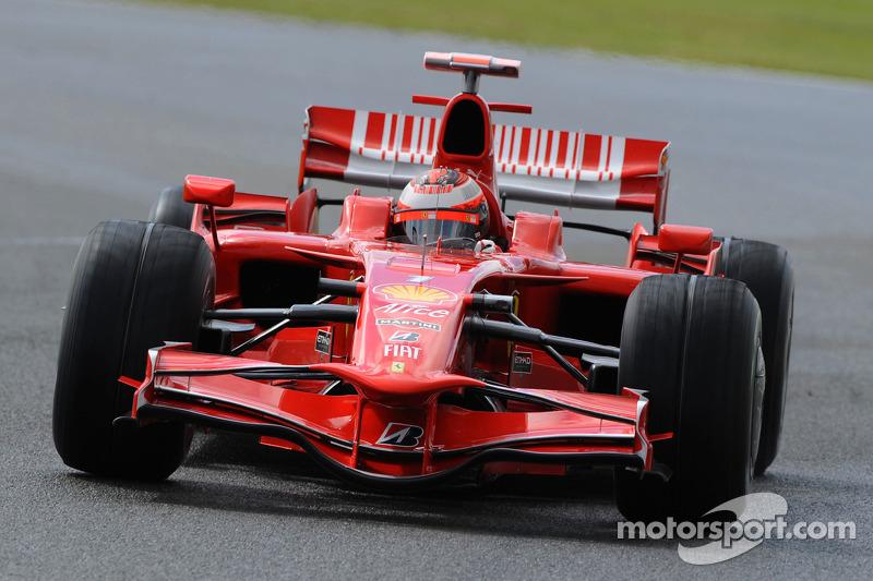 Kimi Raikkonen: 313 Grand Prix'nin 213'ünden puanla ayrıldı