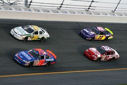 Mark Green, Kenny Wallace, Donnie Neuenberger and Josh Wise