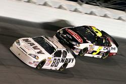 Brad Keselowski and Dale Earnhardt Jr.