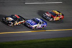 Mike Bliss, Colin Braun and Marcos Ambrose
