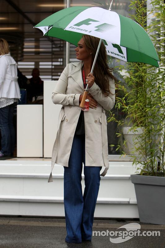 Tamara Ecclestone, hija de Bernie Eccelestone