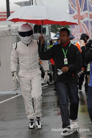 The Stig from TV Show, Top Gear