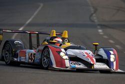 #45 Embassy Racing Embassy Zytek: Jonny Kane, Warren Hughes, Joey Foster